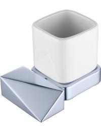 Boheme Venturo 10314-CR Стакан для зубных щеток, хром