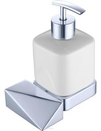 Boheme Venturo 10317-CR Диспенсер для мыла настенный, хром