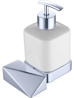 Boheme Venturo 10317-CR Диспенсер для мыла настенный (Хром)