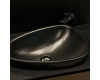 Boheme Venturo 372-B Смеситель для умывальника высокий однорычажный (Черный/хром)