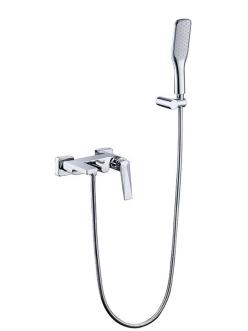 Boheme Venturo 373 Смеситель для ванны с душевым гарнитуром (Хром)