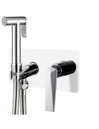 Boheme Venturo 377 Гигиенический душ со смесителем, хром