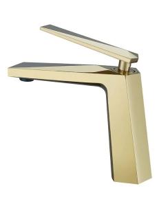 Boheme Venturo 381 Смеситель для умывальника золото