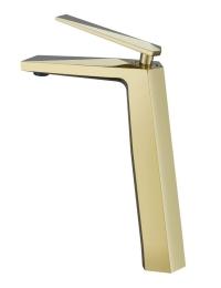 Boheme Venturo 382 Смеситель для умывальника высокий, золото