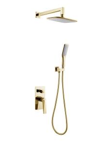 Boheme Venturo 384 Душевой комплект, золото