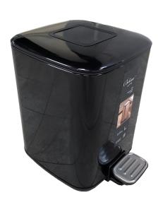 Boheme 10948-B Ведро для мусора, черный