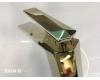 Boheme Venturo 382 Смеситель для умывальника высокий однорычажный (Золото)