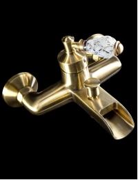Boheme Vogue Crystal Bronze 203-CRST Смеситель для ванны