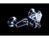 Boheme Vogue Crystal 224-CRST Смеситель для душа однорычажный (Хром)