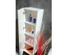 Armadi Art CAPOLDA 65 Белый – Тумба с керамической раковиной