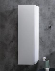 Capolda 35 White – Пенал для ванной подвесной, 120 см