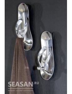 Casablanca Design Крючки алюминиевые «2 Сандали» арт. 32784
