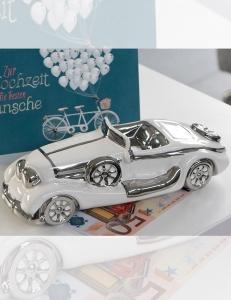 """Casablanca Design Керамический автомобиль """"Старое время"""" арт. 36758"""