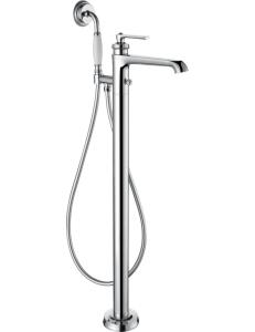 Cezares Liberty F-VDP-01 Напольный смеситель для ванны с ручным душем