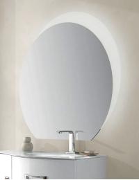 Cezares Moderno 44773 Зеркало для ванной с LED подсветкой, 108х100 см