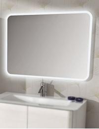 Cezares Moderno 44993 Зеркало для ванной с LED подсветкой, 95х70 см
