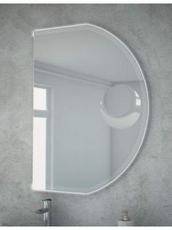 Зеркало для ванной Cezares 45029 с косметическим зеркалом, 60х80 см