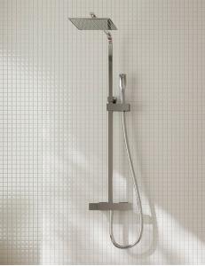 Clever Nine Xtreme 60135 Душевая стойка, термостат, регулируемая по высоте