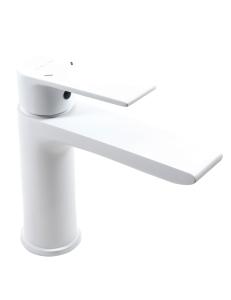Clever Agora Xtreme 60704 Смеситель для раковины, матовый белый