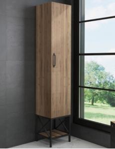 Comforty Бредфорд Шкаф колонна напольная 40 см