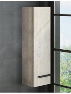 Comforty Дюссельдорф 00004148025 – Шкаф-колонна 35 см, дуб дымчатый