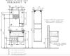 Comforty Франкфурт 0000000889 – Тумба подвесная 2 ящика 75 см с раковиной