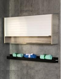 Comforty Клеон Шкаф подвесной 115 см