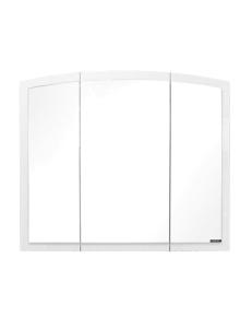 Comforty Палини Зеркало шкаф, белый глянец