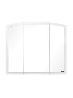 Comforty Палини 00004147994 – Зеркало шкаф, белый глянец