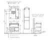 Comforty Штутгарт 00-00001884 – Тумба подвесная 2 ящика 75 см с раковиной