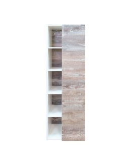 Comforty Турин 00004136455 – Шкаф-колонна 45 см