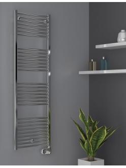 Cordivari Lisa – электрический полотенцесушитель из низкоуглеродистой стали