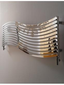 Cordivari Lola – Горизонтальный водяной полотенцесушитель из нержавеющей стали