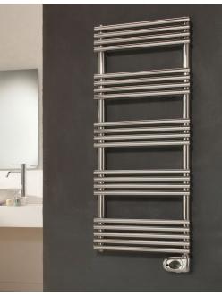 Cordivari Sandy – электрический полотенцесушитель из нержавеющей стали Inox