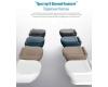 Creavit Antik AN320.60100 – Унитаз подвесной с сиденьем микролифт, Антрацит матовый