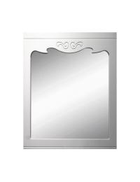 Creto Viva Зеркало 60х77 см, white