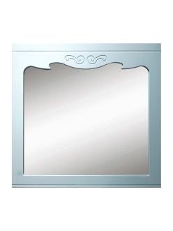Creto Viva 13-80B – Зеркало 80х77 см blue