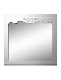 Creto Viva Зеркало 80х77 см, white