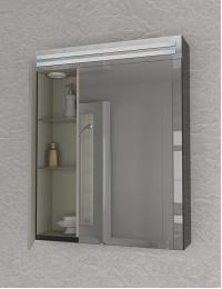 De Aqua Эколь 60 – Зеркальный шкаф с подсветкой
