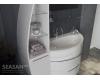 De Aqua Эскалада 100 Левая – Тумба подвесная с раковиной (ESK 104 100)