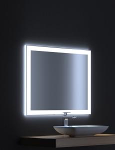 De Aqua Сити 60 – Зеркало с LED-подсветкой и сенсором
