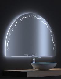 De Aqua Эскалада 117 New – Зеркало с LED-подсветкой и сенсором