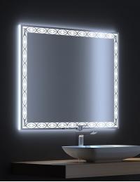 De Aqua Тренд – Зеркало с LED-подсветкой и сенсором