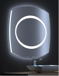 De Aqua Виктория – Зеркало с LED-подсветкой и сенсором