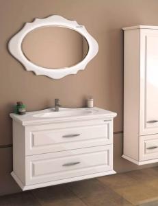 Edelform Mero 100 – комплект мебели для ванной