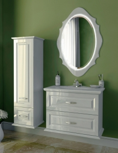 Edelform Mero 80 – комплект мебели для ванной