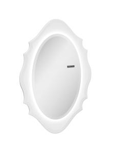 Edelform Mero 80 – Зеркало с LED подсветкой, универсальный крепёж