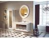 Эдельформ Милларита 45 Пенал подвесной с зеркальным фасадом