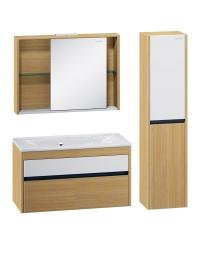 Edelform Unica 100 – комплект мебели для ванной