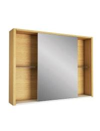 Edelform Unica 100 – Зеркальный шкаф для ванной